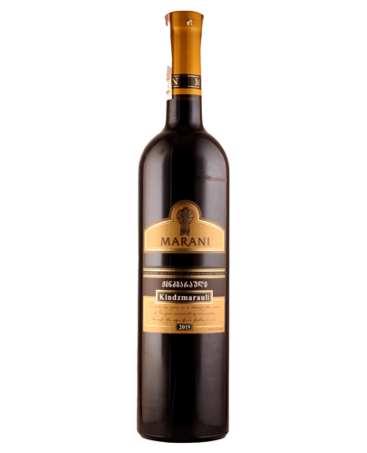 Marani Kindzmarauli 2018, red, medium sweet, 0.75l